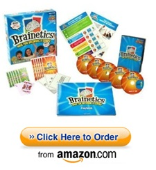 Brainetics set order on Amazon