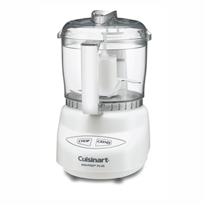 Cuisinart DLC-2A Mini Prep Plus 3-Cup 250-Watt Food Processor