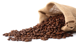 Coffee beans, ground coffee, whole coffee beans