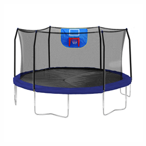 Skywalker Trampolines 15-Feet Jump N' Dunk