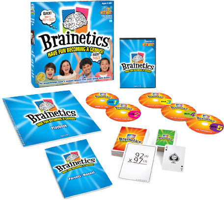 Brainetics package