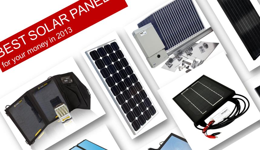 best-solar-panel