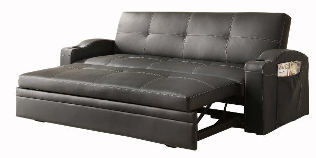 Homelegance Convertible-Adjustable Sofa Bed