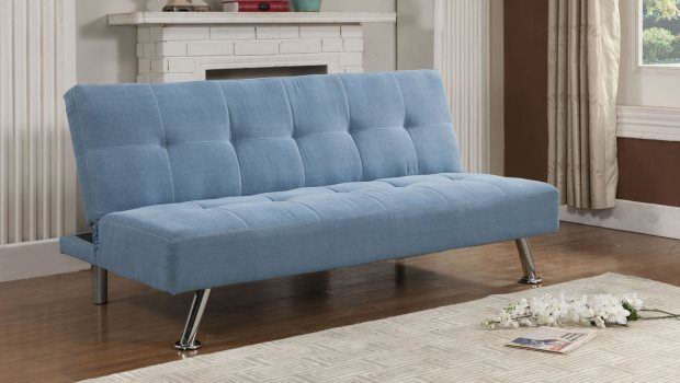 Kings Brand Adjustable Back Sofa Futon Bed Sleeper