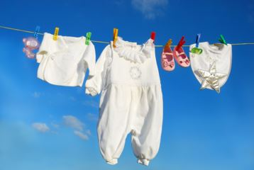 Baby clothes, tips for baby detergent, best detergent for babies