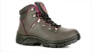 Avenger Safety Footwear Women's 7125 Steel-Toed Work Boot