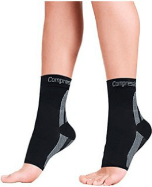 Foot Sleeves (1 Pair)