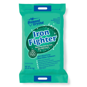 Diamond Crystal Iron Fighter Pellets Bag, 40 lbs.