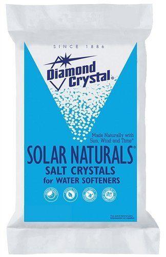 Solar Naturals Water Softening Salt, 50 lbs.
