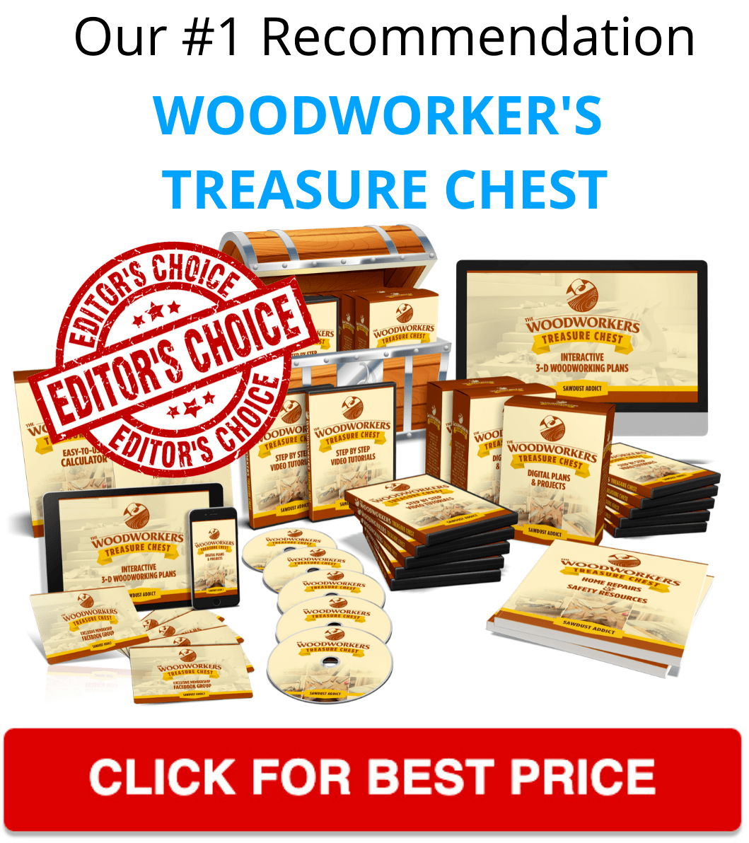 woodworkers treasure chest