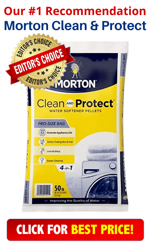 MORTON SALT Clean & Protect 50 lbs. product